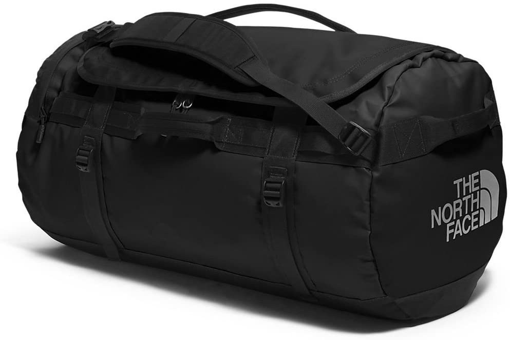 north face duffel bag